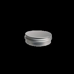 Aluminium blik rond 100 ml