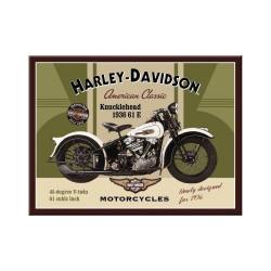Koelkastmagneet Harley...