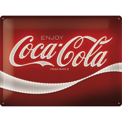 Coca cola Red lights
