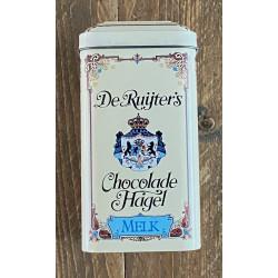 De Ruyter chocolade hagel melk