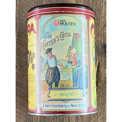 Van Houten cacaoblik