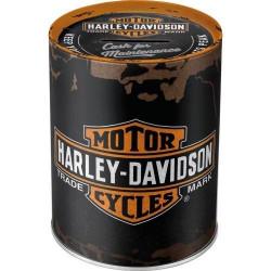Spaarpot Harley Davidson...