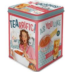 Thee Box Tealicious