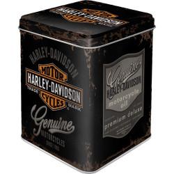 Thee Box Harley Davidson...