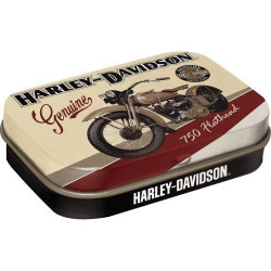 Pepermunt Doosje Harley...
