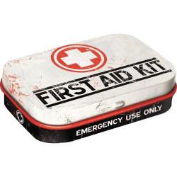Pepermunt Doosje First Aid