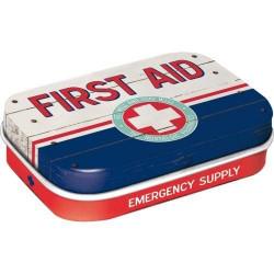 Pepermunt Doosje First Aid...