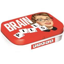 Pepermunt Doosje Brain Pills