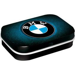 Pepermunt Doosje BMW Logo Blue