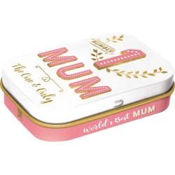 Pepermunt Doosje Mamma 1 Mum