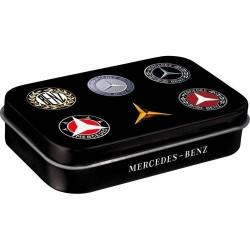 Pepermunt Doos Mercedes...