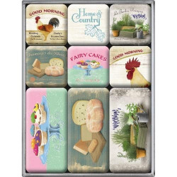 Magneetset Home & Country