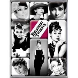 Magneetset Audrey Hepburn