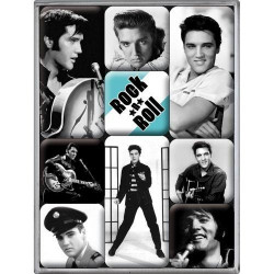 Magneetset Elvis