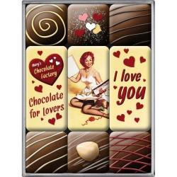 Magneetset I Love You...