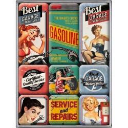 Magneetset Best Garage