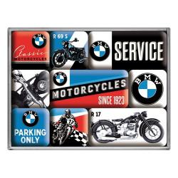 Magneetset BMW Motorcycles