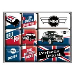 Magneetset Mini Union Jack