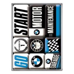 Magneetset BMW Motor