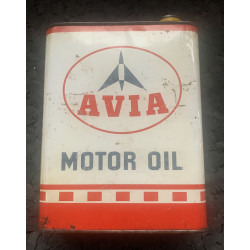 Benzineblik Avia Motor Olie