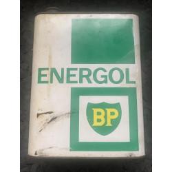 Benzineblik BP Energol