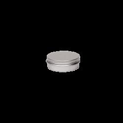 Aluminium blik rond 35 ml
