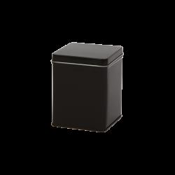 Zwart blik vierkant 100 gr