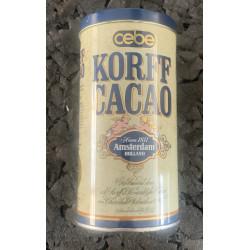 Oud Korff Cacaoblik