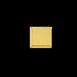 Etikethouder goud small