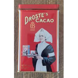 Vintage Droste cacao blikje...