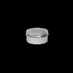 Aluminium blik rond 80 ml