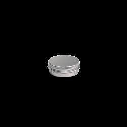 Aluminium blik rond 15 ml