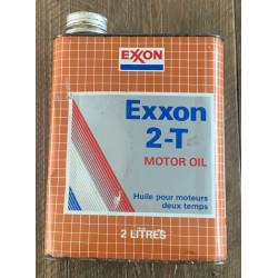 Exxon olieblik