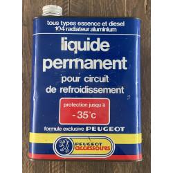 Peugeot olieblik liquide...