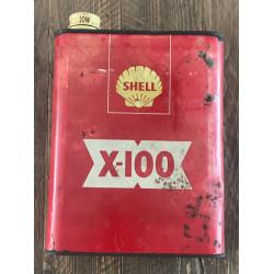 Shell olieblik rood