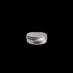 Aluminium blik rond 30 ml