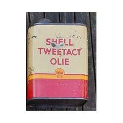 Shell Tweetact Olie