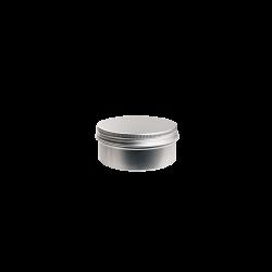 Aluminium blik rond 60 ml