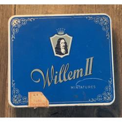 Sigarendoosje Willem II...